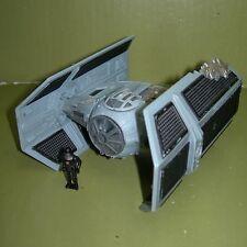 STAR WARS Micro Machines Action Fleet DARTH VADER TIE FIGHTER Advance X1