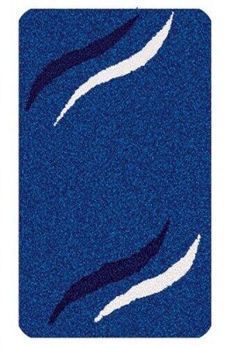 Kleine Wolke Badteppich Florenz Farbe 789 dunkelblau Größenauswahl