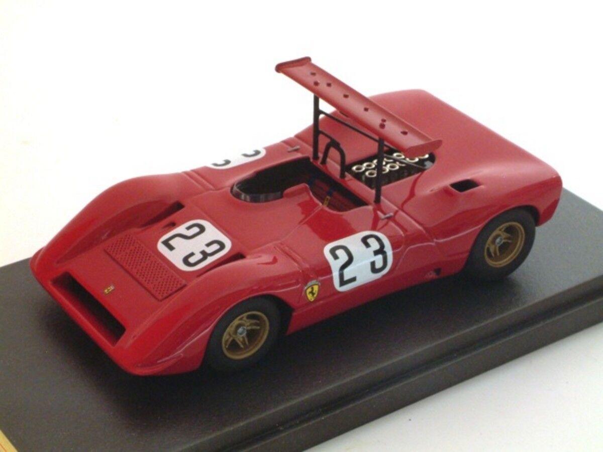 kit Ferrari 612 Can-Am  23 Stardust International Raceway 1968 Carrara kit 1 43