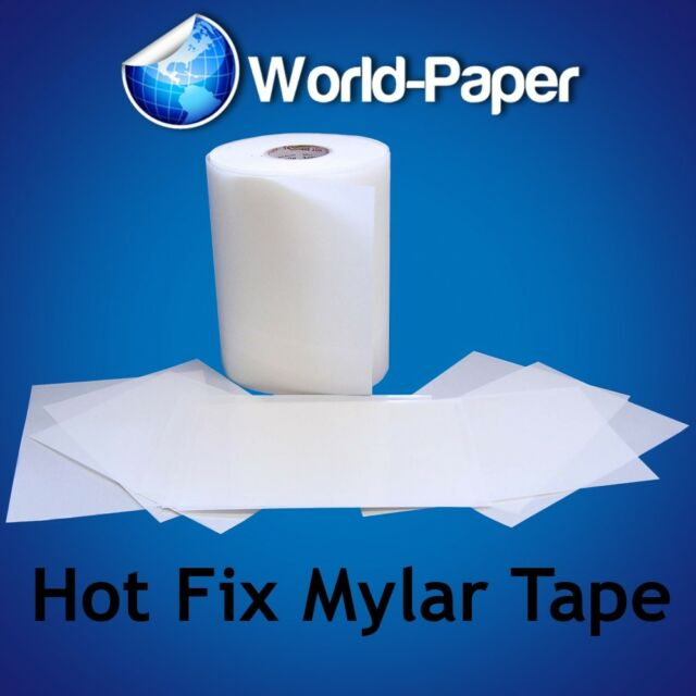 Hotfix Transfer tape for rhinestones mylar film 50 FEET for rhinestone iron on