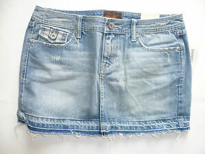 Womens-AEROPOSTALE-Denim-Jean-Mini-Skirt-NWT-49-50-1256
