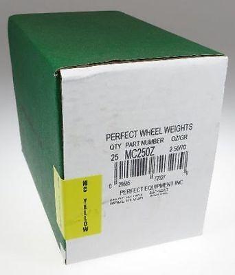 Perfect Equipment MC250 Wheel Weight