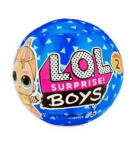 LOL-Surprise-BOYS-SERIE-2-I-NUOVI-Maschi-Lol-In-Italia-Originali