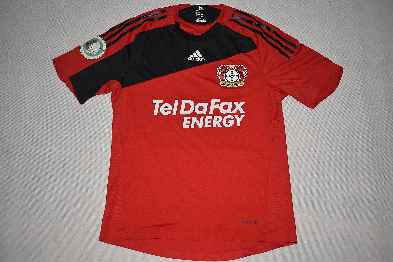 cheap for discount 81ff9 5f105 Adidas Bayer Leverkusen Trikot Jersey Camiseta Maglia Shirt ...