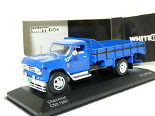 Chevrolet C60 Truck 1960 Blue WHITEBOX 1:43 WB272 Modellbau