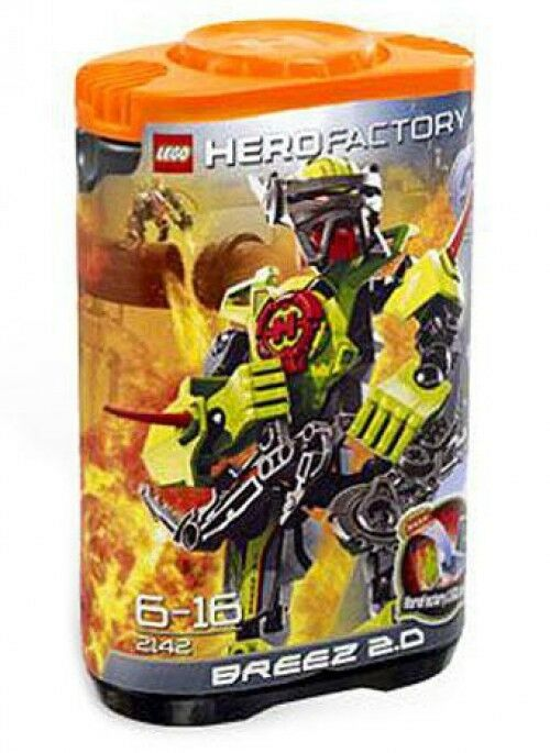 LEGO Hero Factory Breez 2.0 Set  2142