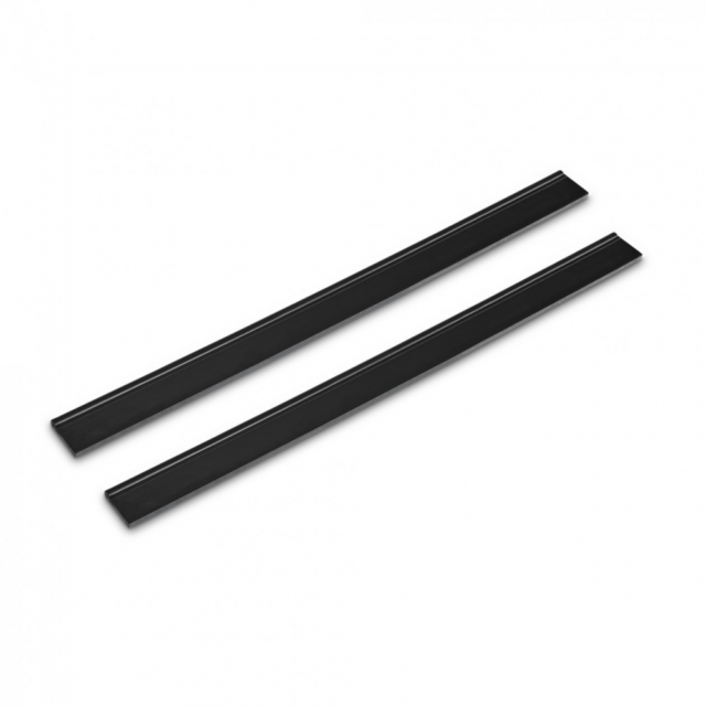 Kärcher 2 x Replacement Rubber Lips For Window Vac Large Blade - 280 mm wide
