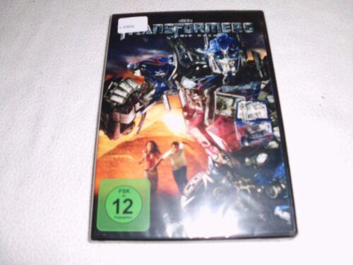 1 von 1 - Transformers - Die Rache - DVD  FSK 12 OVP