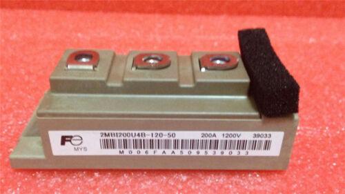 1PCS 2MBI200U4B-120-50 2MBI200U4B120-50 FUJI IGBT MODULE New