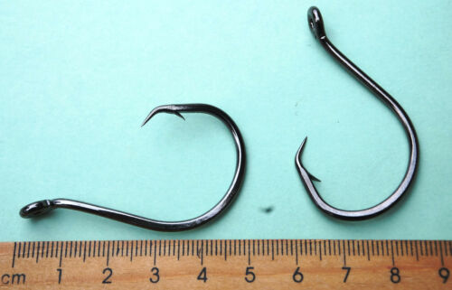 50 high quality Octopus Circle hooks size 8//0 7384
