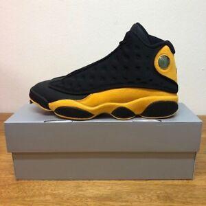 yellow and black jordan 13s \u003e Up to 61