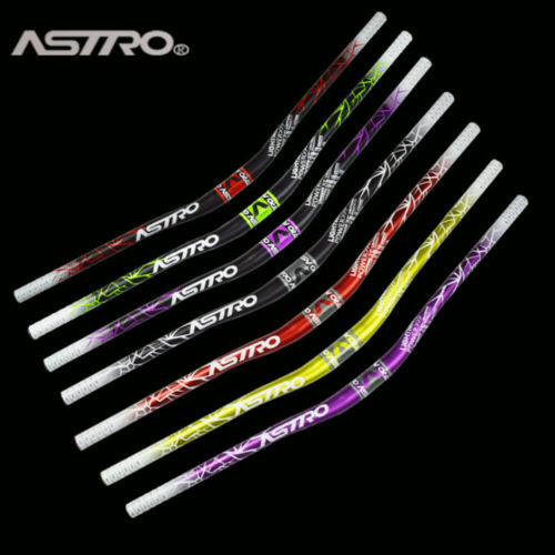 MTB Road Bike Downhill Handlebar Riser Bar 31.8*720//780 Rise Up 25mm Cycling