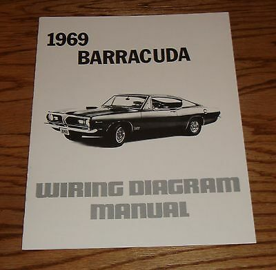 1969 Plymouth Barracuda Wiring Diagram Manual 69 | eBay on 69 plymouth challenger, 69 plymouth daytona, 69 plymouth fury, 69 plymouth dodge, 69 plymouth cuda, 69 plymouth gtx, chrysler valiant, 69 plymouth belvedere, 69 plymouth road runner superbird, 69 plymouth super bird, 1963 dodge dart or valiant, 69 plymouth cars, 69 plymouth signet, 69 plymouth vip, 69 plymouth roadrunner, 69 plymouth duster,