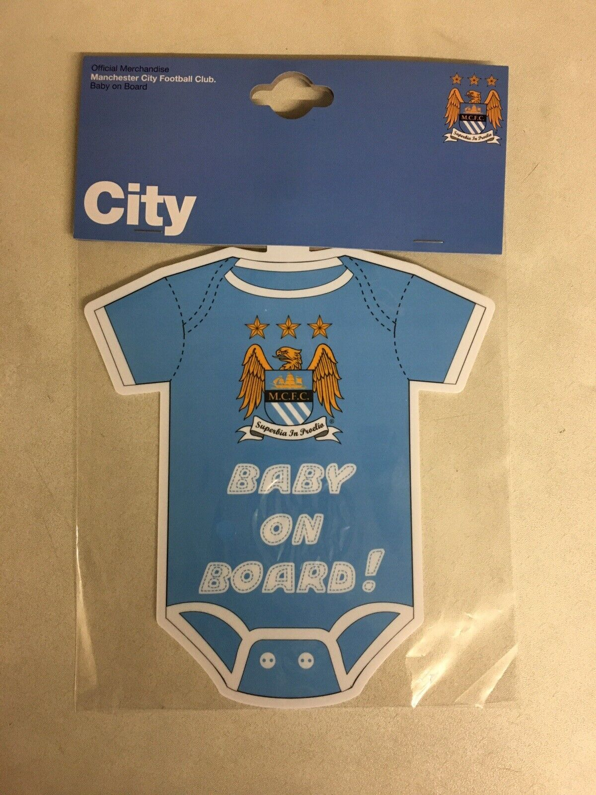 Liverpool Kit Baby On Board Sign