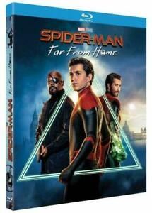 SPIDERMAN-Far-From-Home-BLU-RAY-NEUF-SOUS-BLISTER