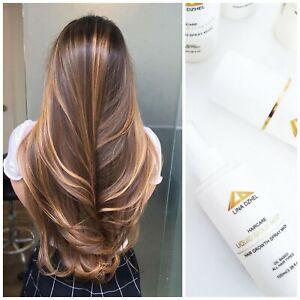 Haircare Liquid Gold Long Thick Hair Growth Spray Oil Treatment Natural Vitamin Ebay