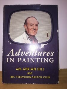 Adventures-In-Painting-With-Adrian-Hill-And-BBC-Book