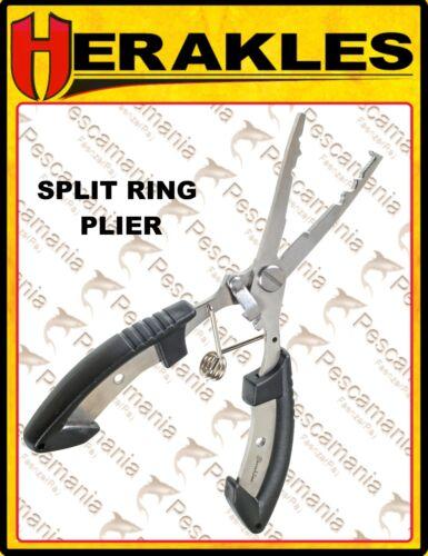 Pinza multifunzione Herakles Apri split ring taglia trecciato