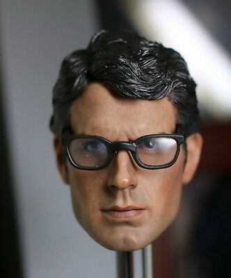Custom Made Henry Cavill Man Of Steel Clark Kent Superman 16 W