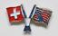 縮圖 2 - PIN'S Insignia FIFA WORLD CUP 1994 Estados Unidos MUNDIAL USA Banderas Futbol