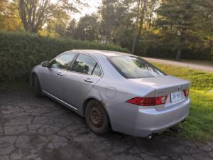 2004 Acura TSX loaded
