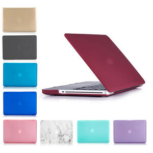 Hard-Case-Cover-Plastic-Shell-for-Macbook-Pro-13-034-A1278-Oldest-Model-with-CD-ROM