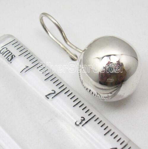 """Dangle Earrings 1.2/"""" Women Wholesale Jewelry Sterling Silver"""