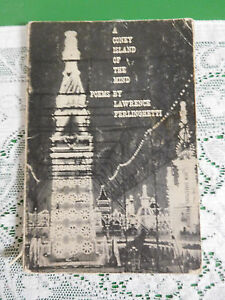 Details About Vintage A Coney Island Of The Mind Lawrence Ferlinghetti Poems Poetry