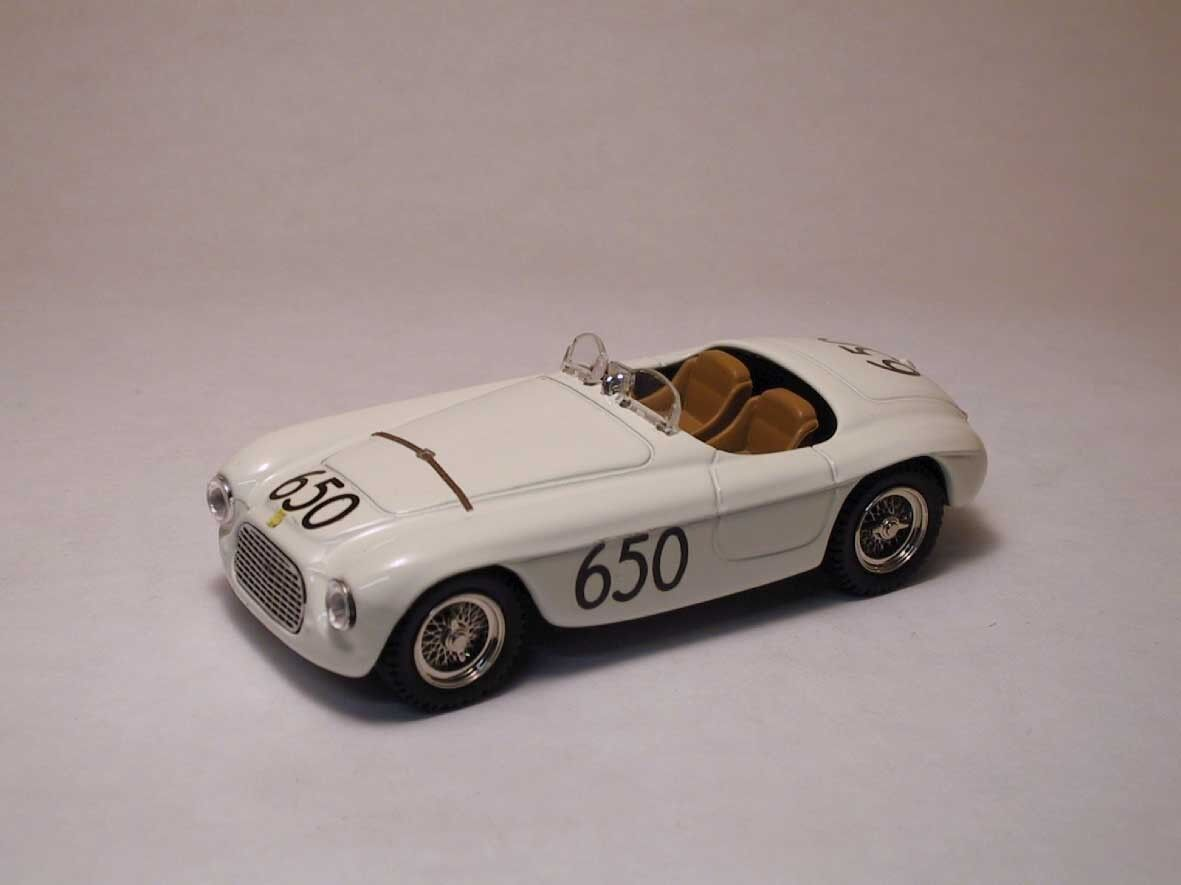 Ferrari 166 MM Spyder MM 1950  650 1 43 Model 0017 ART-MODEL