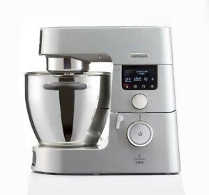 Dettagli su Kenwood Robot da Cucina con Funzione Cottura & Accessori  Cooking Chef Gourmet