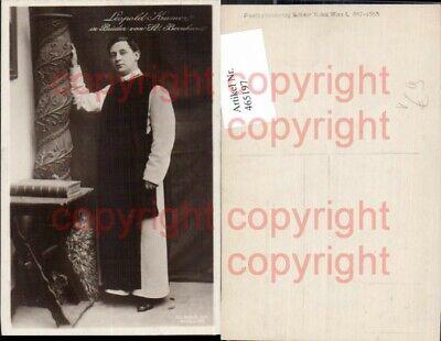DemüTigen 465197,schauspieler Leopold Kramer I. Brüder V. St Bernhard Pub B.k.w.i.