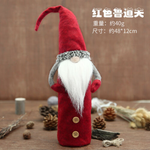 Christmas Santa Claus Doll Toy Christmas Table Ornaments Home Decoration 2018 DE