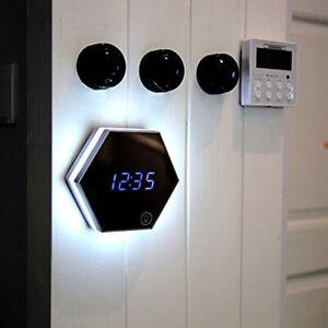 Modern-LED-Night-Light-Clock-Mirror-Digital-Display-Touch-Sensor-Thermometer