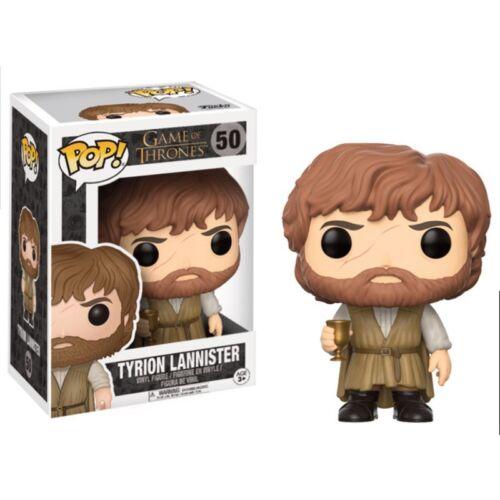 Neuf Vinyl Game of Thrones Figurine Funko Pop 50 Tyrion Lannister