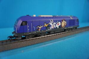 Marklin-36847-DB-Diesel-Locomotive-034-LOONEY-TUNES-034-Br-ER-20-Blue-DIGITAL