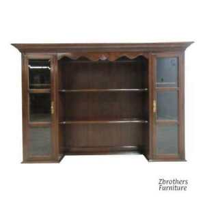 ethan allen georgian court cherry chippendale buffet sideboard rh ebay com