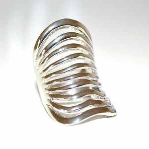 ANELLO-donna-argento-fedina-ring-anillo-anneau-pier-cie-inel-anel-14