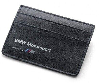 Wallet BMW logo credit card holder