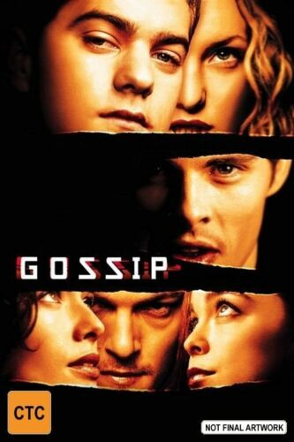 1 of 1 - Gossip (DVD, 2002) -- Free Postage --