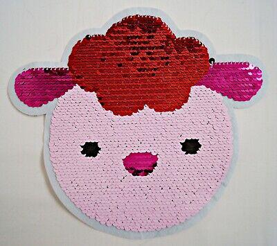 Applikation zum Aufbügeln Bügelbild 1-135 Schaf