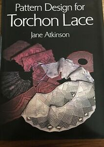 Pattern Design For Torchon Lace Book By Jane Atkinson