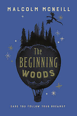 1 of 1 - The Beginning Woods-ExLibrary
