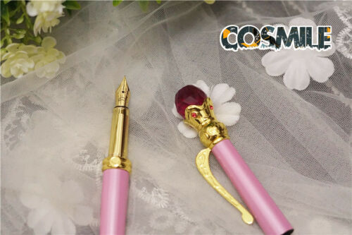 Limit Sailor Moon 20th Jubiläum Wunder 1 Stück Füllfederhalter Handgefertigt Sa