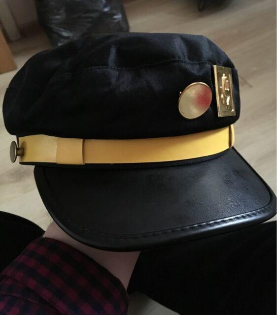 NEW JOJO/'S BIZARRE ADVENTURE Baseball Hat Kujo Jotaro Cap Anime Cosplay Gift
