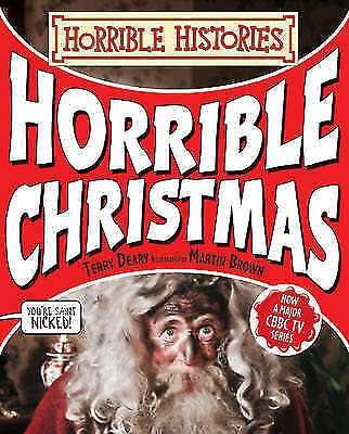 Horrible Christmas 2010 edition (Horrible Histories Special), Deary, Terry, Very