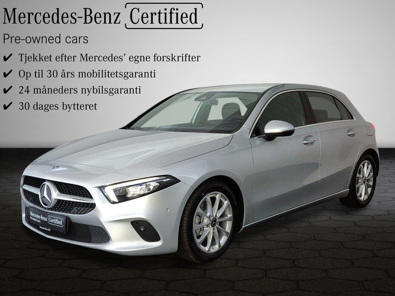 Mercedes A200 1,3 Advantage aut. 5d - 331.900 kr.