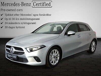 Annonce: Mercedes A200 1,3 Advantage aut... - Pris 331.900 kr.
