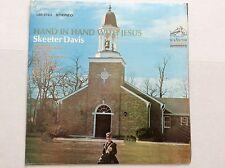 SKEETER DAVIS Hand In Hand With Jesus vinyl LP RCA LSP-3763 sealed!