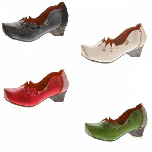 TMA Femmes Ballerines en cuir véritable Escarpins Comfort Chaussures en Cuir Pantoufles TMA 8787