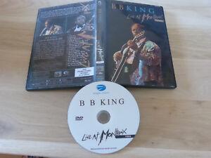 B-B-King-Live-IN-Montreux-Mega-Raro-French-Promocion-DVD